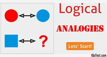 Logical Test [Analogies]