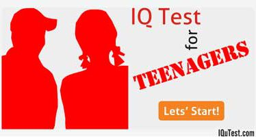IQ Test for Teenagers