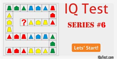 Take the IQ Test Now! Find out what Your IQ score? [Free, No